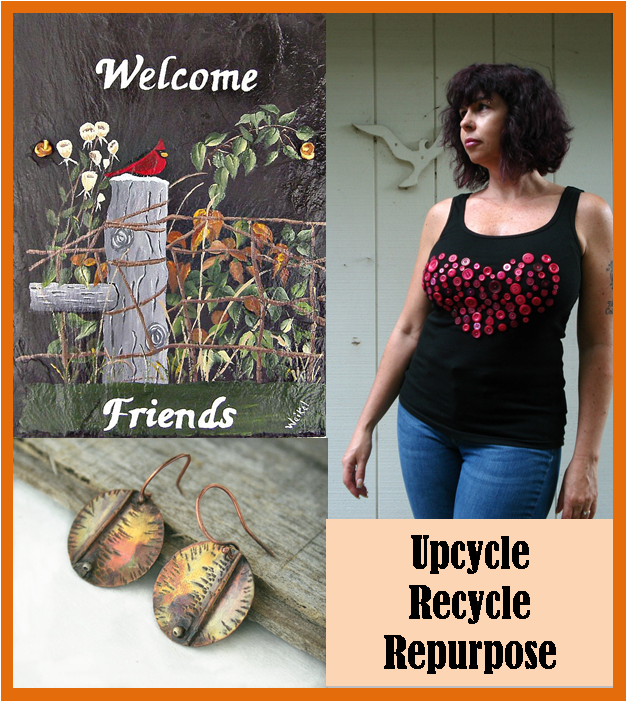 Upcycle Recycle Repurpose