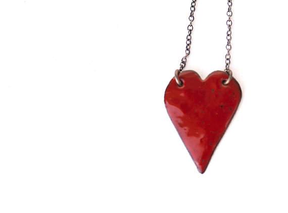 JudysDesigns Heart Necklace3