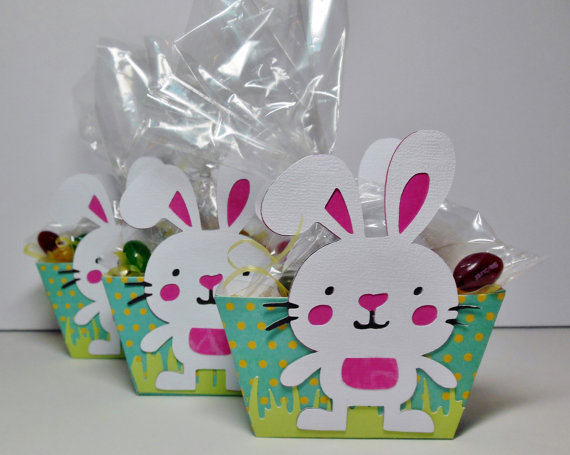 SoStampingCute Easter Bunny Treat Box