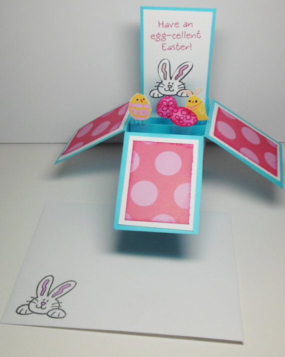 SoStampingCute Easter Card